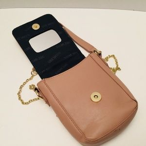 Sam & Libby Crossbody Chain Mini Purse Handbag